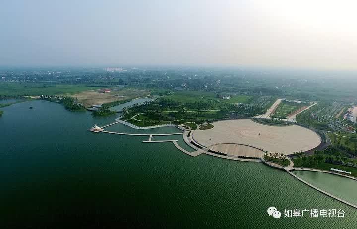如皋龙游水利风景区通过国家级水利风景区复核!