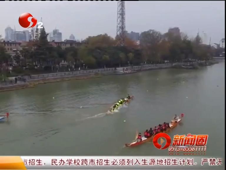 2018省运会:定向越野首次成为比赛项目 南通组队参赛