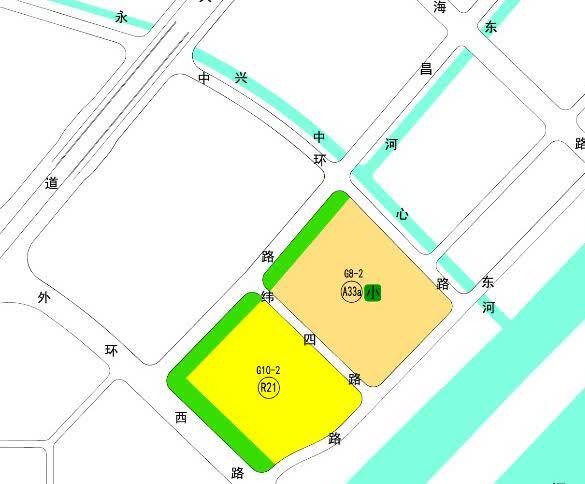 南通港闸区多个地块规划调整 五水片区拟新建一所小学