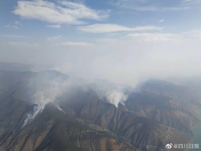 安阳糊口网:经由68个小时鏖战!四川西昌长期乡森林火灾明火被歼灭
