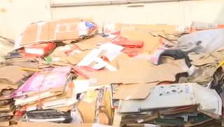 废品回收站占道经营 南通两部门联合查处