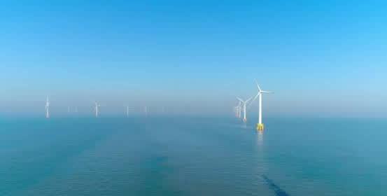 如东2018年全年风电发电量约41.