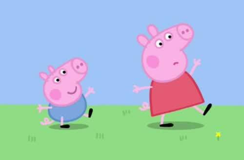 """聚焦动画片成人化现象:小猪佩奇究竟""""犯了什么事儿""""图片"""
