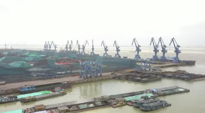 南通开展新一轮港口规划修编
